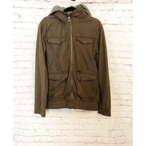 Billabong Men's Brown Jacket